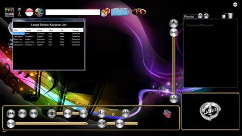 karaoke software free download full version windows 7 silangit pc karaoke 7 0 free download freewarefiles com
