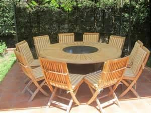 Wonderful Entretien D Une Table En Teck #8: Salon-de-jardin-grande ...