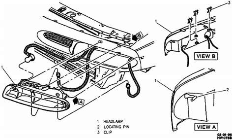 replace 174 oldsmobile eighty eight 1986 1990 heater core how to remove headlight 1993 oldsmobile achieva