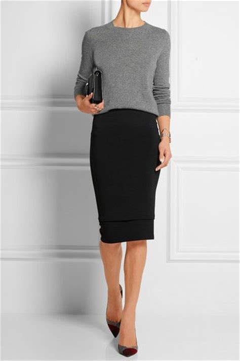 25 best ideas about black pencil skirts on