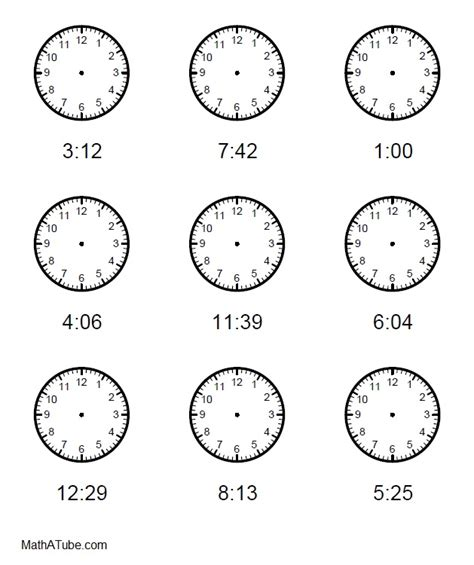 free printable clock activities free printable telling time worksheets
