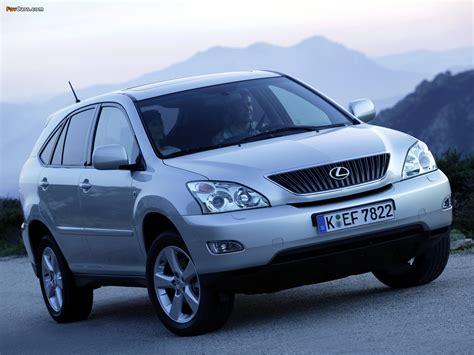 lexus rx 2003 lexus rx 300 2003 auto images and specification
