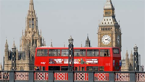London's top 3 sightseeing bus routes   VisitBritain