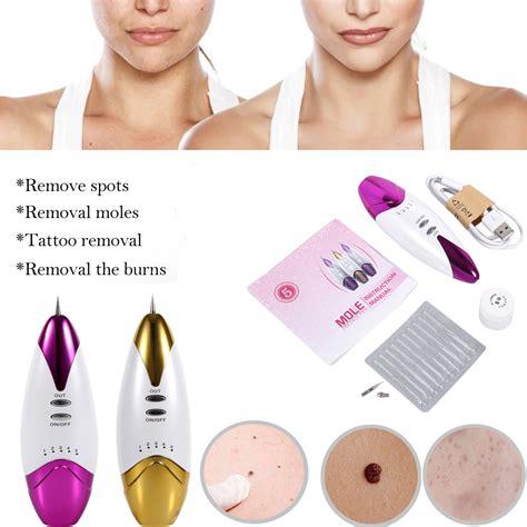 portable age mole freckle pen laser spot tattoo scars acne