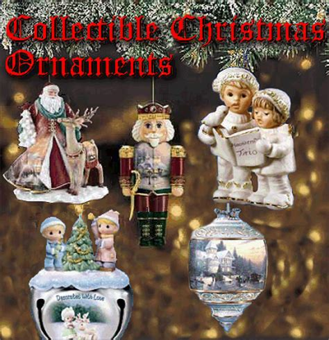 collectible ornaments from family christmas online