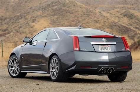 Auto Blog by Review 2011 Cadillac Cts V Coupe Autoblog
