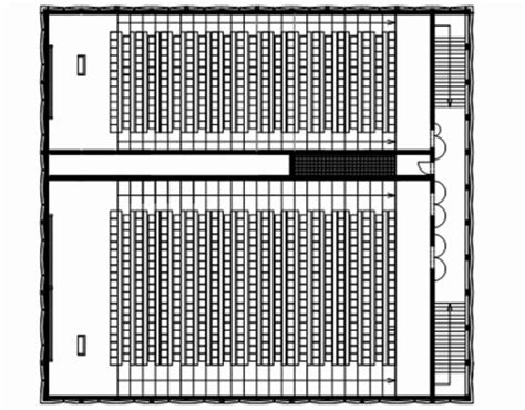 cheever 215 lecture hall renovation cus planning lecture hall floor plan lecture hall floor plan lovely