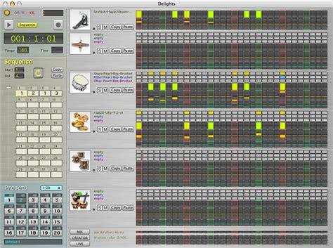 drum pattern plugin kvr archibald by polyrythmic sequencer multitrack