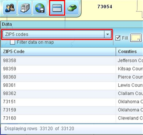 Postal Lookup Search Zip Codes By City County Or State
