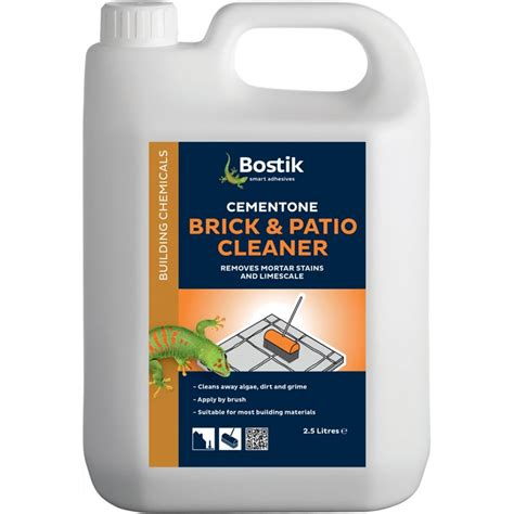 What Is The Best Patio Cleaner by 0 08 Disc Cementone Brick And Patio Cleaner 2 5l