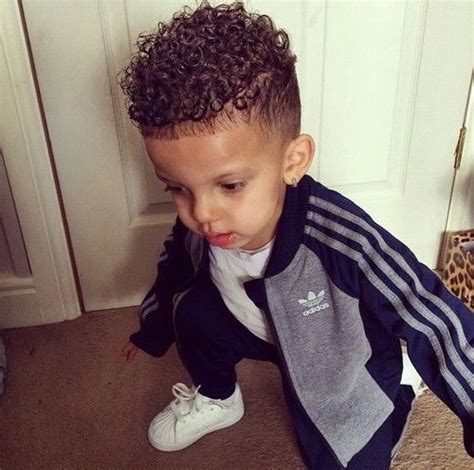 Mixed Boy Haircuts | this hairstyle would be so awesome on my joseph he has