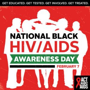national black day 2017 national black hiv aids awareness day 2017 clinician consultation center