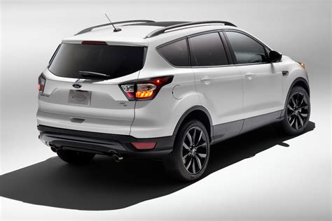 ford escape 2017 black sport appearance coming to ford escape ford authority