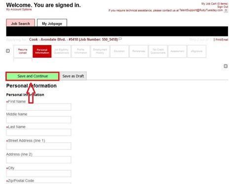 printable job application for ruby tuesdays how to apply for ruby tuesday jobs online at rubytuesday