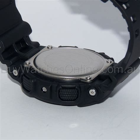 Casio G Shock Ga 110mb 1adr Black Series buy casio g shock analogue digital mens black
