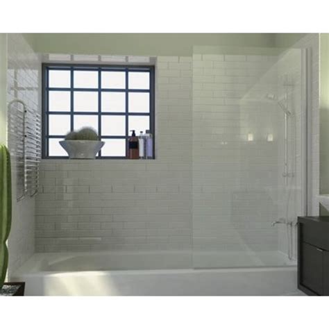 contemporary bathtub shower combo modern shower tub combo bathroom pinterest