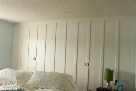 floor to ceiling wainscoting diy floor to ceiling board batten