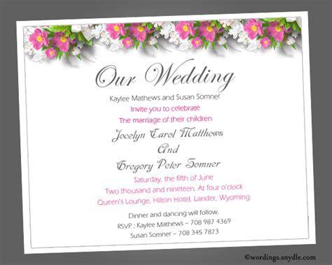 Wedding Invitation Message To Friends On Whatsapp   Wedding