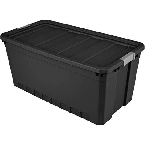 """60"""" Gallon Storage Bin   Storage Designs"""