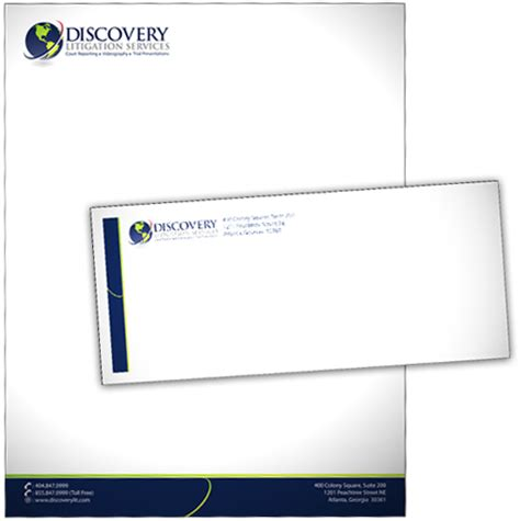 business letterhead and envelopes letterhead and envelopes appeal design