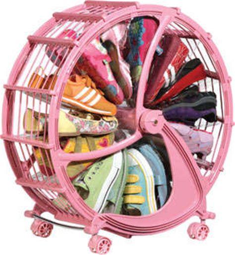 childrens shoe storage revolving children s shoe racks rakkiddo for