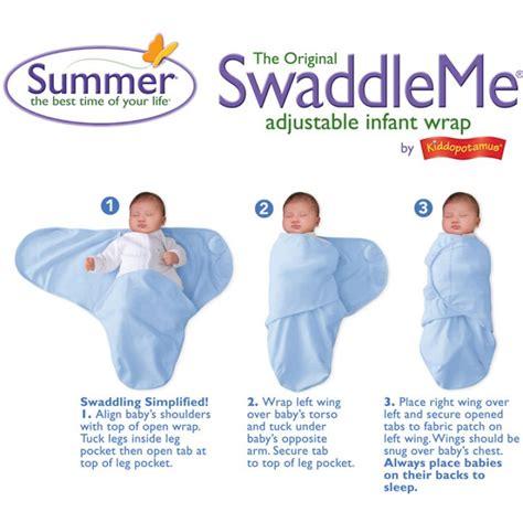 Summer Swaddle Me summer infant swaddleme adjustable infant wrap large