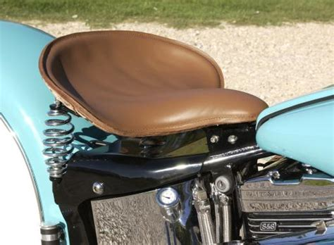 Black Cloud Rider indian cloud rider seat kit
