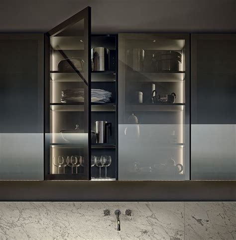 Poliform Cabinets by Modular Kitchens Kitchen Minimal A By Varenna Poliform
