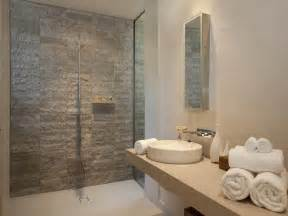 in bathroom design exposed brick in a bathroom design from an australian home