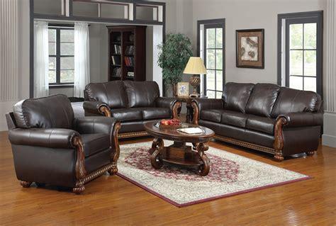 Regency Leather Sofa by Regency Leather Sofa Set Furtado Furniture