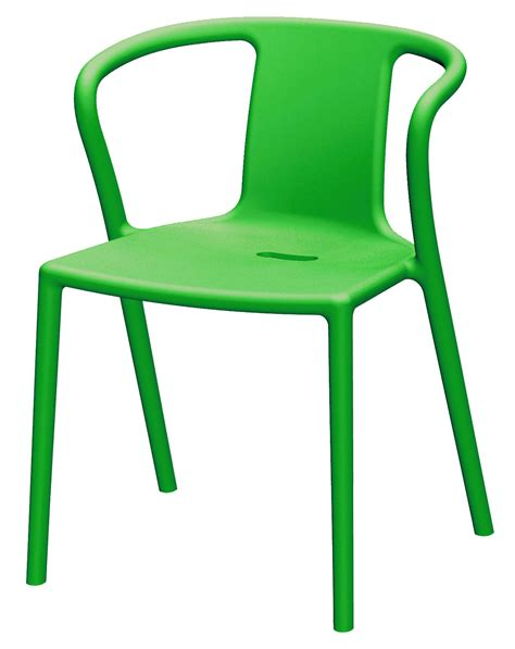 Magis Air Armchair by Air Armchair Stackable Armchair Polypropylene Green By Magis
