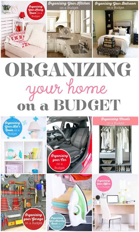 how to organize my house on a budget organizing your home on a budget series simply stacie