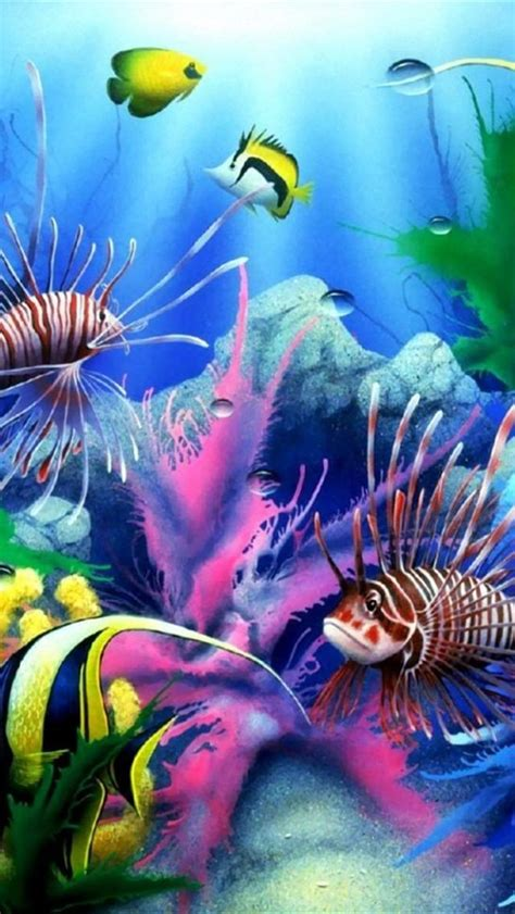 underwater wallpaper hd iphone cool underwater world iphone 5 hd wallpaper