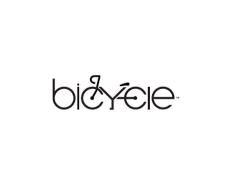 a typography logo bicycle designed by sameerg brandcrowd