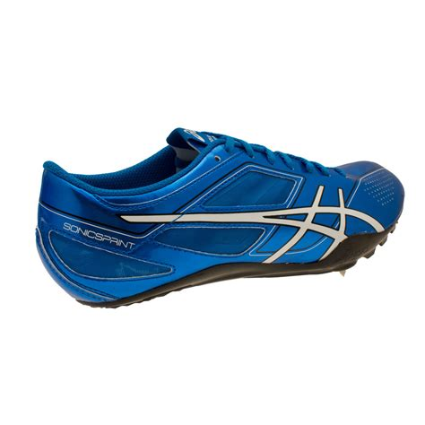 spikes athletics shoes asics sonicsprint running spikes 50 sportsshoes