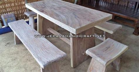 Meja Makan Kayu Olympic bangku makan unik jual meja solid kursi makan unik meja