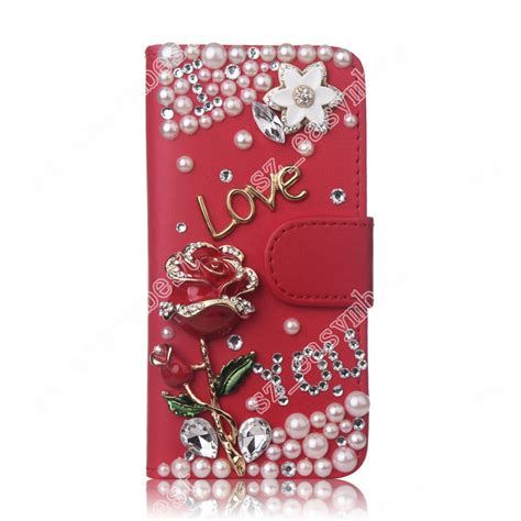 Bling Iphone Samaung Xiomi Oppo flip bling rhinestone leather wallet cover for samsung iphone