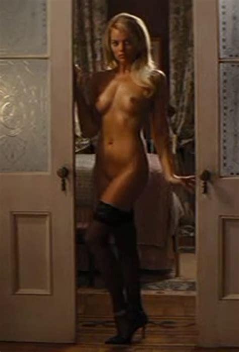 Margot Robbie Nude Wolf Of Wall Street Mycelebrity Mycelebrity