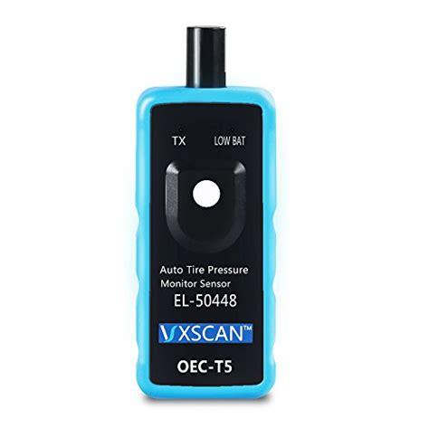 jdiag el 50448 tpms reset tool for gm opel tpms activation vxscan el 50448 auto tire pressure monitor sensor tpms