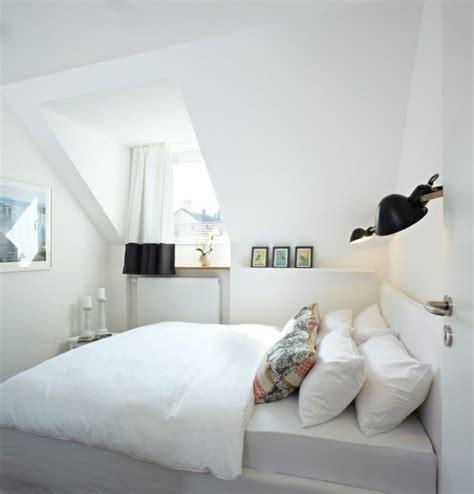 ideen schlafzimmer dachschräge schlafzimmer dachschr 228 ge 33 ideen f 252 r den schlafbereich