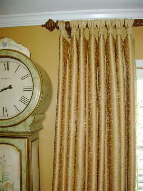 how to gather curtains gathered tab top curtain panel custom your fabricmy