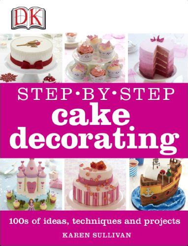 Cake Decorating Step By Step Pictures by Pdf Free Step By Step Cake Decorating