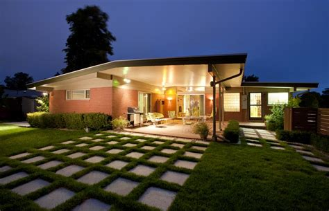 midcentury home mid century modern homes