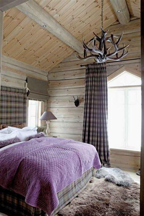 idées déco chambre à coucher decoration cuisine chalet renove