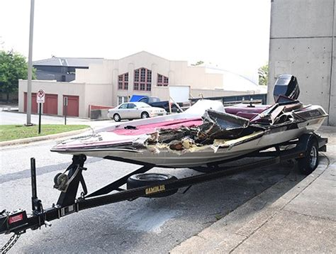 boat crash riddle recovery for man hurt in boating crash on arkansas lake