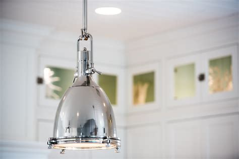 pendant lighting in coastal kitchen waterview kitchens