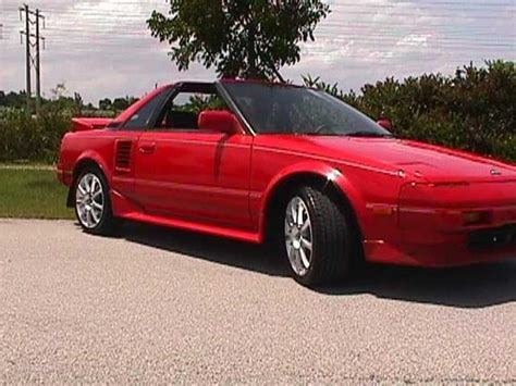 1989 Toyota Mr2 B00h22 1989 Toyota Mr2 Specs Photos Modification Info At