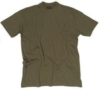 Murah Tactical T Shirt Green Olive Grey Cotton Combed 20s Olive Green Cotton T Shirt