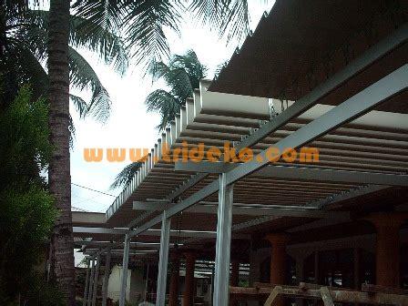 design kanopi cafe atap teras atap buka tutup atap cafe atap cafe atap