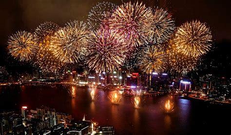 new year 2018 hong kong fireworks hong kong festivals and events